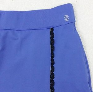 IZOD golf tennis skirt skirt lace plaid